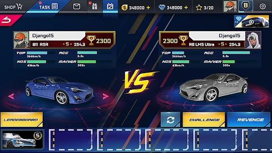 Street Racing HD Mod Apk 6.3.0 (Free Shopping) 4