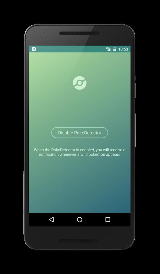 Joga Pokémon Go e tem um dispositivo Android Wear? Então o PokeDetector é para si 1