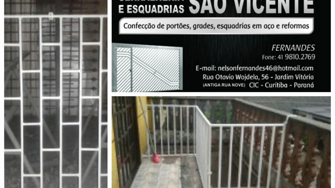 59559340ca1 Serralheria São Vicente - Área Industrial em CIdade Industrial