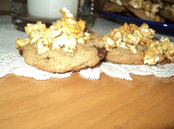 Chocolate Chip Caramel Corn Cookies Recipe