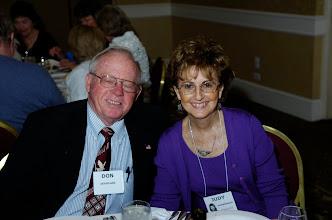 Photo: Don and Judy Shoemaker Douglass