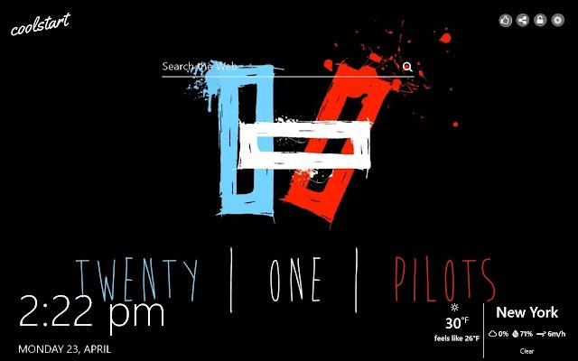 Twenty One Pilots HD Wallpapers Music Theme