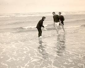 Photo: Geke Nijhof, Hendrik Zwiers en Piet Dijkstra