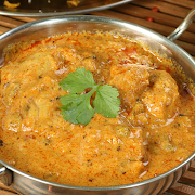 Chicken Korma Dish
