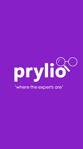 Prylio - talk to experts