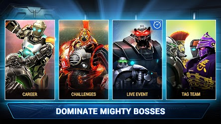 Real Steel Boxing Champions v1.0.411 (MOD) APK 5