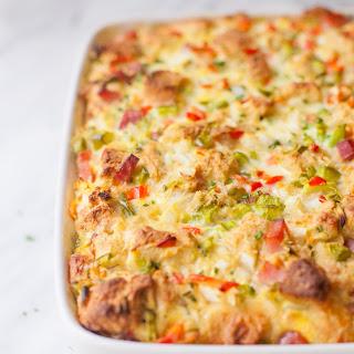 Denver Omelet Breakfast Bake