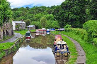 Photo: Monmouthshire and Brecon Canal