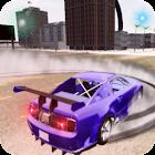 Turbo GT Car Simulator 3D icon