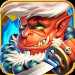 Defense Warrior: Castle Battle Offline Icon