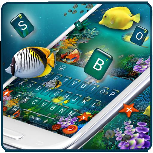Aquarium Keyboard