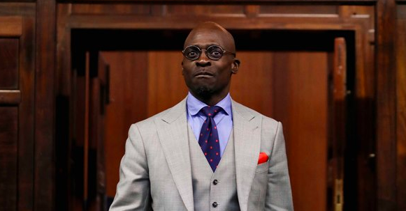 Malusi Gigaba's suits paid for with Gupta cash, Zondo commission hears - TimesLIVE