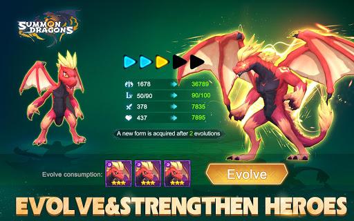 Summon Dragons modavailable screenshots 7