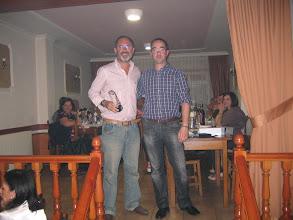 Photo: Torneo de Tenis Vila de Negreira 2009. Campeón grupo A