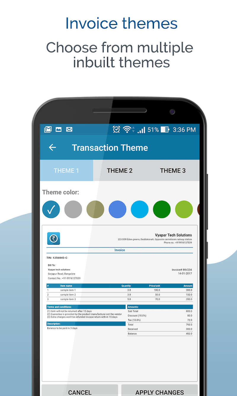 Vyapar - Business Accounting, GST & Inventory App APK