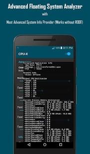 CPU-X Pro Screenshot