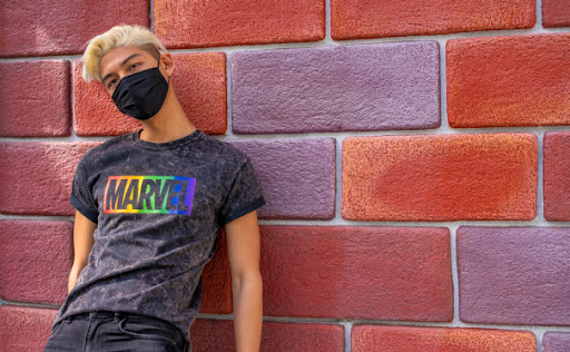 Cue the Rainbows: Disney's 2021 Pride Collection Has Arrived