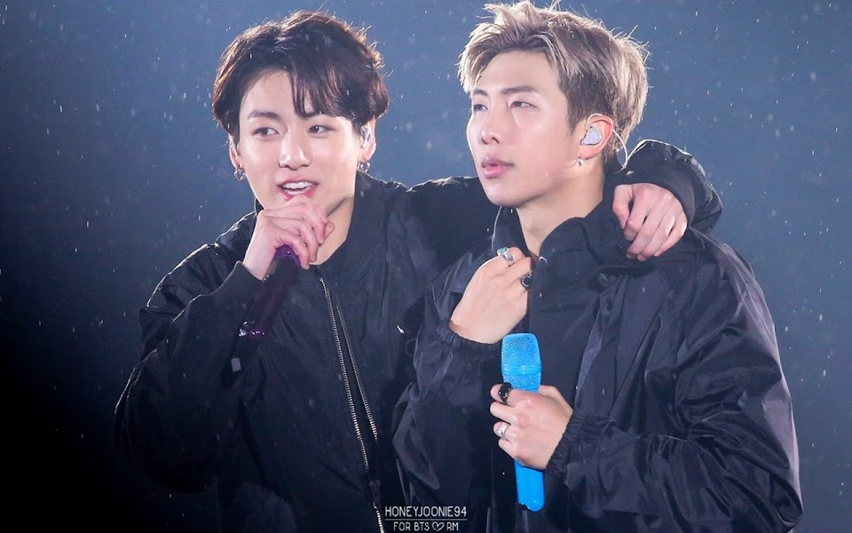 Jungkook BTS Ever Made RM Really Touched, Here's the Story