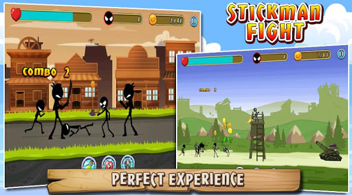 Stick Man Kungfu 1.1.3 screenshots 8