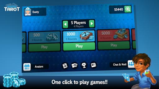 Multiplayer Tarot Game screenshot 2