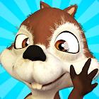 Parler écureuil bébé icon