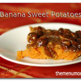 Banana Sweet Potatoes