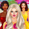 Makeover Games: Superstar - Dress-up & Makeup icon