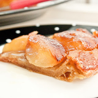 Laid Back Apple Tarte Tatin