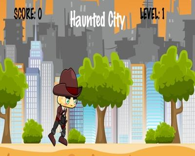 Haunted City  screenshots 1