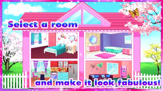 Tải 🏡 Girly House Decorating Game APK