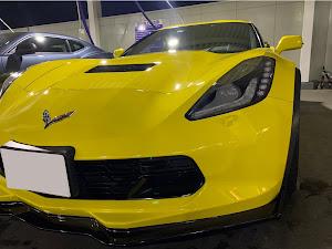 コルベット クーペ 2019 Chevrolet Corvette C7 Grand Sportのカスタム事例画像 たまさんの2020年02月18日05:14の投稿