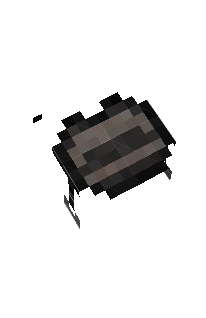 this is still crafted the same as the normal but with coal not leather. please some put this in a mod :0