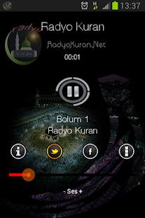 Radio Quran Listen - náhled