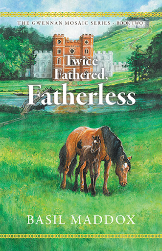 Twice Fathered, Fatherless cover