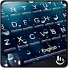 Water Screen Keyboard Theme