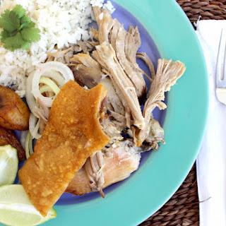 Paleta De Cerdo Recipe