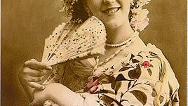La actriz Conchita Robles fue asesinada sobre el escenario del Teatro Cervantes.