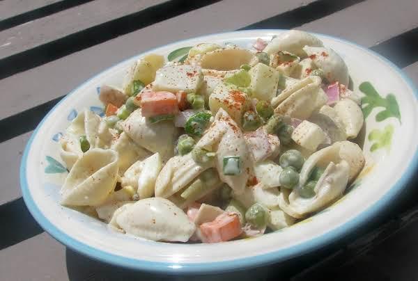 Luau Potato Salad Recipe