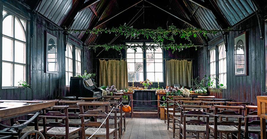 family harvest event in buckinghamshire