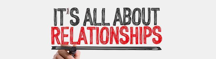 Xây dựng mối quan hệ với các trang web có thẩm quyền