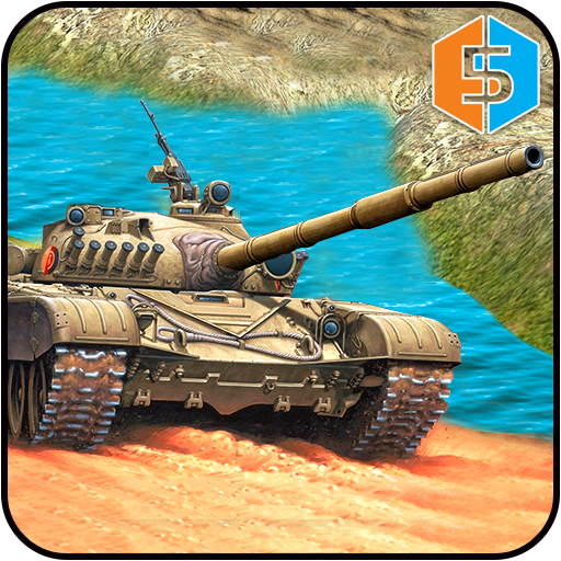 Tank Driving: Offroad sim 3D (Unreleased)