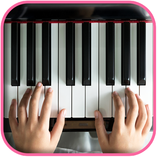 Organ Music Keyboard