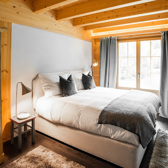 Chalet Gstaad Small bedroom
