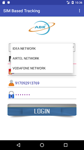 SIM card-based tracking  screenshots 3