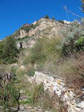 Photo: Climbing to Castelmole