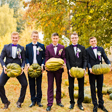 Wedding photographer Vladislav Kucherenko (VladHorror). Photo of 26.10.2016