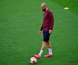 """Dorian Dessoleil stond voor het eerst in de basis bij Antwerp: """"Geen uitstekende match, maar ook geen slechte prestatie"""""""