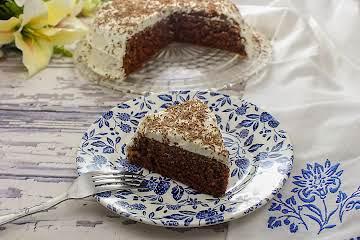 Grandma Bastow's Skillet Cake