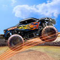 Monster Truck Crash Stunt - Death Racing Game icon