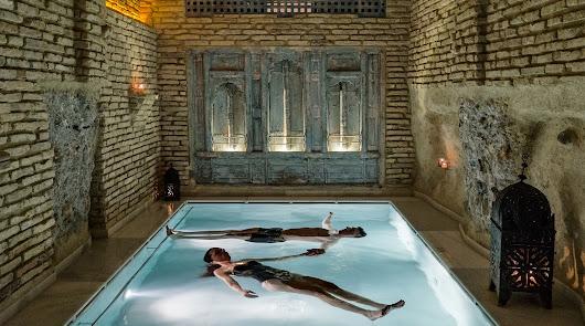 AIRE Ancient Baths: templo del relax en Almería